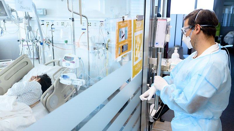 Coronavirus: la Suisse enregistre 782 nouveaux cas en 3 jours sur 22'869 tests, taux de positivité de 3,41%