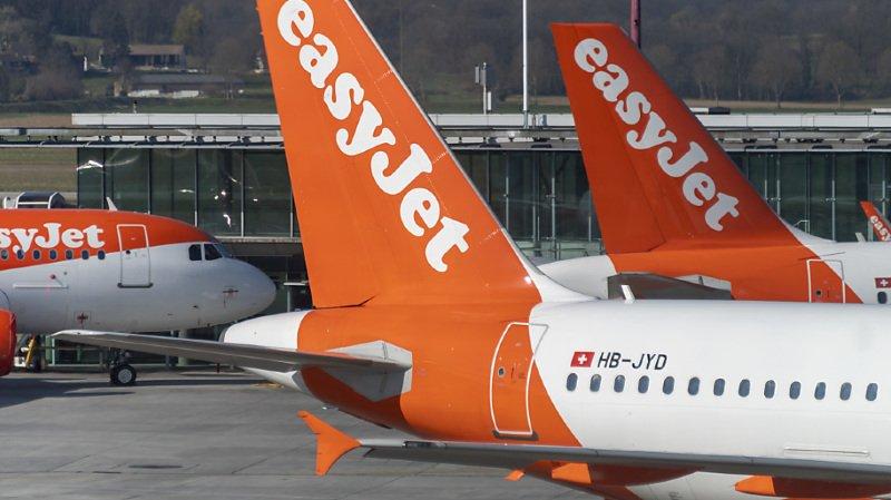La filiale helvétique du transporteur à bas coûts britannique vient d'annoncer le retrait de deux appareils stationnés à l'Euroairport de Bâle, menaçant l'emploi d'une septantaine de collaborateurs. (archive)