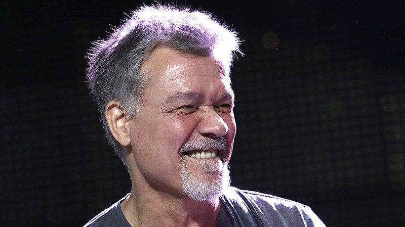 Eddie Van Halen est décédé des suites d'un cancer à l'âge de 65 ans (archives).