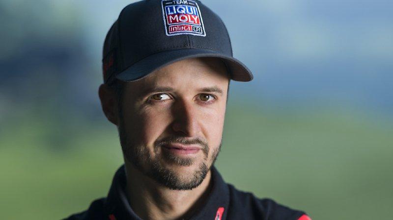 Motocyclisme: Tom Lüthi rejoindra l'écurie espagnole SAG-Team