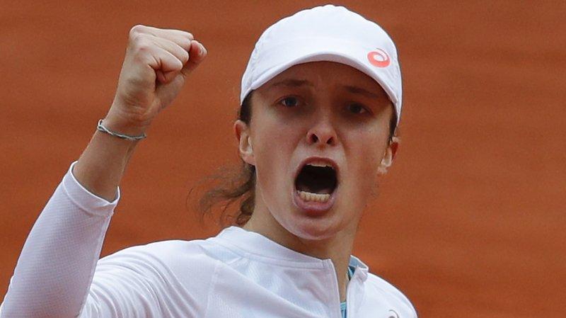 Tennis – Roland-Garros: Iga Swiatek en finale