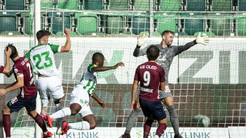 Super League: un Saint-Gall extrêmement clinique bat Servette