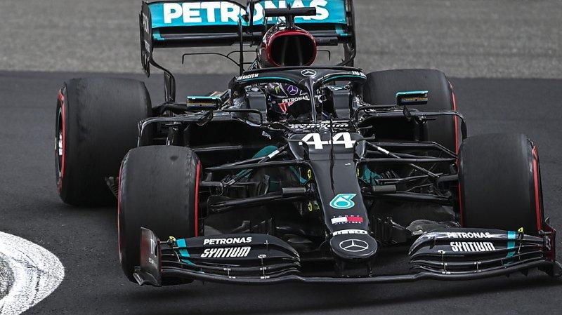 Automobilisme – GP de l'Eifel: 91e victoire pour Hamilton qui égale le record de Schumacher