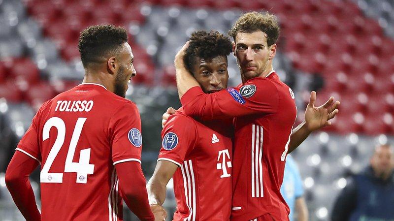 Football – LiguedesChampions: le Bayern déroule, le Real piégé