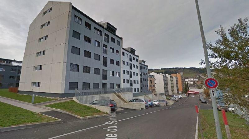 L'immeuble Saint-Gothard 36, à La Chaux-de-Fonds