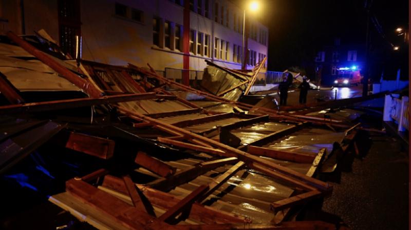 Vent, pluie… la tempête Alex arrive sur l'Ouest de la France