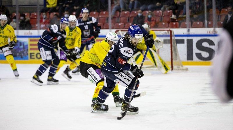 Hockey sur glace: très généreux, le HCC s'en sort de justesse face à Thurgovie