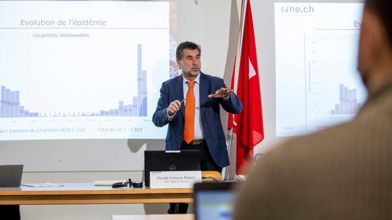 Covid-19: le point sur les nouvelles mesures appliquées dès lundi à Neuchâtel