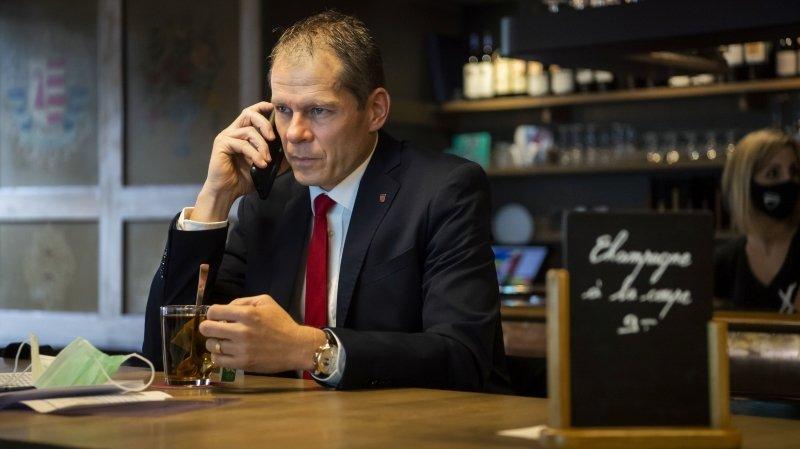 Elections cantonales jurassiennes: «Je m'attendais à ce sixième rang au premier tour»