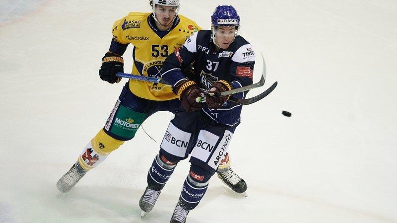 Hockey sur glace: un HCC brouillon finit par trouver la solution