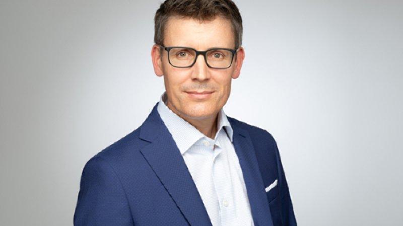Alexandre Pauchard, le futur directeur du CSEM de Neuchâtel.