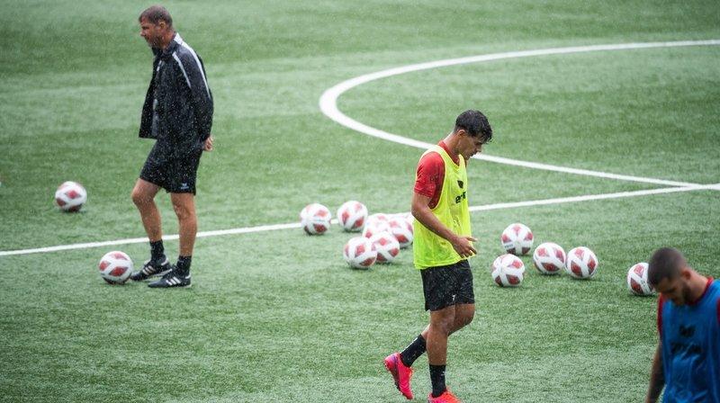 Football: la rencontre entre Xamax et Winterthour reportée