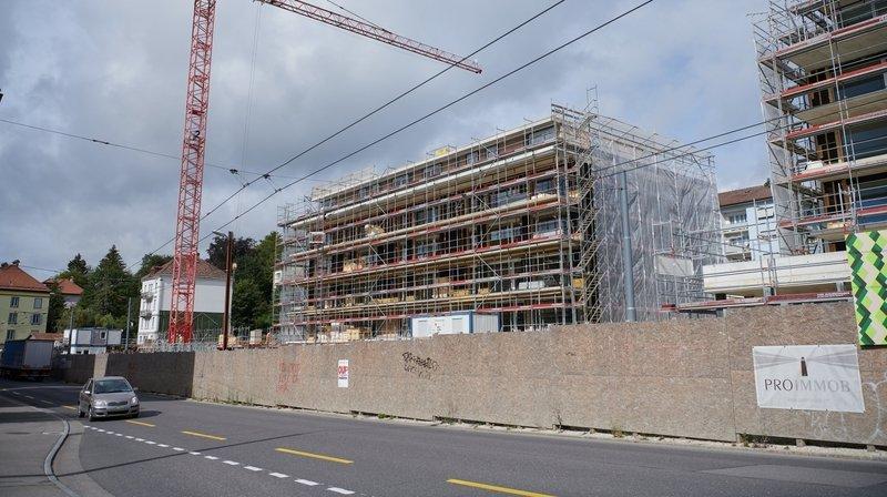 Immobilier à Neuchâtel: seul le Val-de-Ruz connaît une pénurie de logements