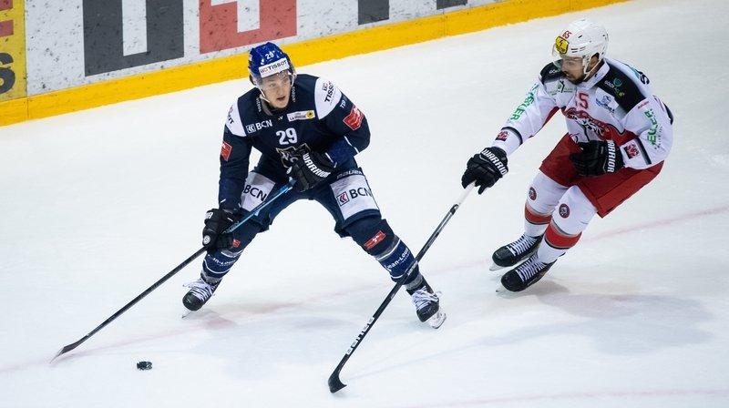 Hockey sur glace: le HCC assure le spectacle et enchaîne les succès