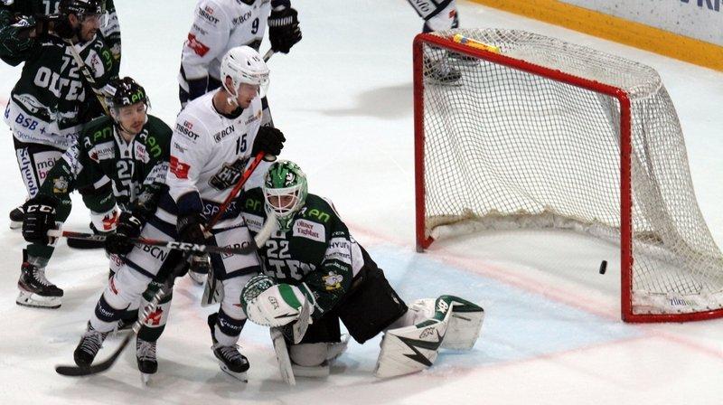 Hockey sur glace: un revers rageant à Olten pour un très bon HCC