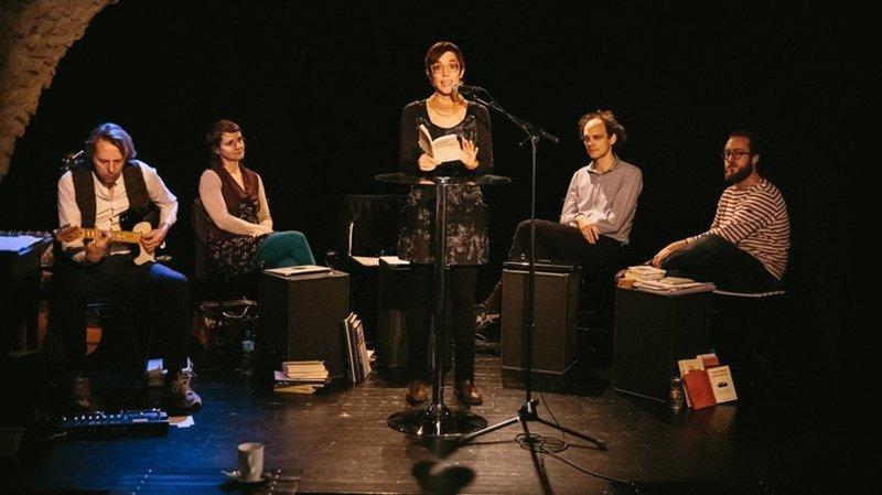 Neuchâtel: pour les dix ans du Jukebox littéraire, dix auteurs durant dix heures au théâtre du Pommier