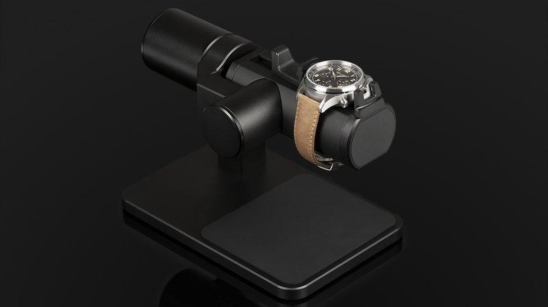 Un nouveau bijou de technologie horlogère: l'Accuracy Motion
