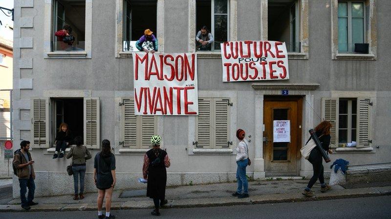 Les squatteurs ne seront pas poursuivis par l'Etat de Neuchâtel