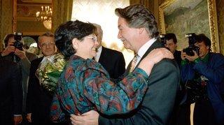 L'ancien conseiller fédéral neuchâtelois René Felber n'est plus