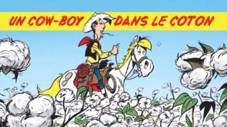 Bande dessinée: Lucky Luke s'attaque au racisme dans un nouvel album
