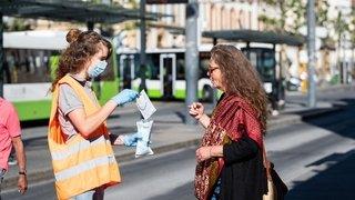 Coronavirus: TransN va faire de la sensibilisation aux arrêts de bus