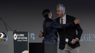 Juliette Binoche reçoit l'Icône d'or du Zurich Film Festival