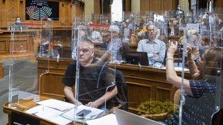 Quels sont les combats des parlementaires neuchâtelois à Berne?