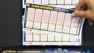 Loterie: pas de nouveau millionnaire à l'Euro Millions