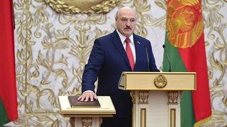 Biélorussie: l'UE refuse de reconnaître Loukachenko comme président