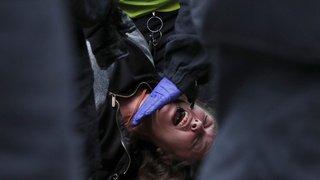 Incidents à Londres lors d'une manifestation anti-confinement