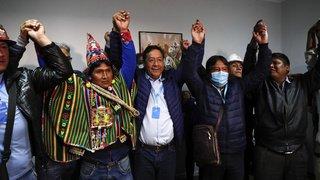 Bolivie: le socialiste Luis Arce, favori d'Evo Morales, est élu président