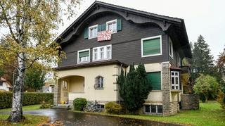 La Chaux-de-Fonds: pourquoi la maison squattée par le LAC n'a-t-elle pas été louée?