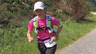 Près de 215 km en 24 heures pour Julia Fatton