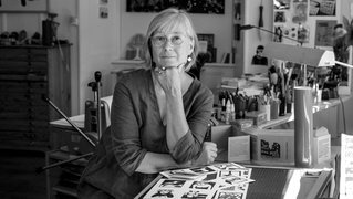 La Chaux-de-Fonds: un film pour retracer le parcours de l'illustratrice Catherine Louis