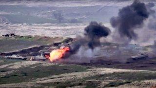 Azerbaïdjan et Arménie au bord de la guerre