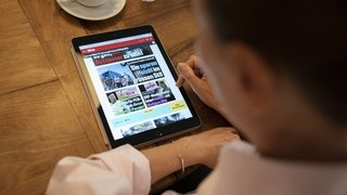 La plateforme numérique Blick.ch débarque en Suisse romande