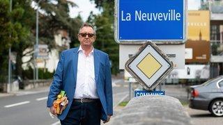 Ils sont contre le masque: deux Neuchâtelois témoignent
