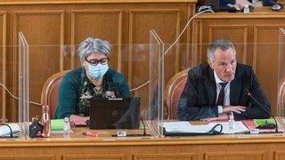 Canton de Neuchâtel: le Covid-19 coûtera 100millions de francs par an