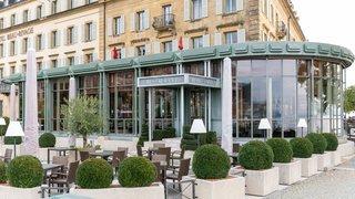 Covid-19: les restaurants du Beau-Rivage à Neuchâtel rouvrent dimanche