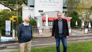 Les Brenets acceptent le cadeau de Claude Borel