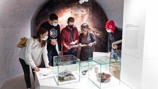 Et si on jouait avec l'histoire de La Chaux-de-Fonds au musée?