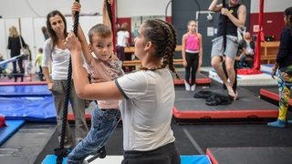 La Chaux-de-Fonds: Circo Bello ouvre grand ses portes