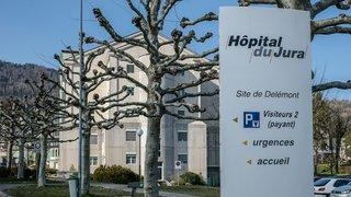 Hôpital du Jura: 5millions de francs en moins à cause du Covid-19