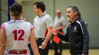Volleyball: la rencontre entre Valtra et Genève reportée