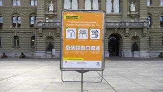 Coronavirus: 3008 nouveaux cas en Suisse sur 14 224 tests, taux de positivité de 21,14%