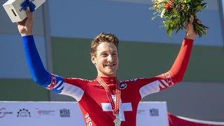 Mondiaux de cyclisme à Imola: Stefan Küng décroche le bronze lors du contre-la-montre