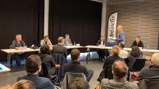 Elections du 25 octobre: revivez notre débat au Locle
