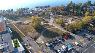Neuchâtel: feu vert pour le projet immobilier de Monruz sud