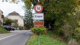 Communales à Enges: les membres de l'exécutif passent la rampe