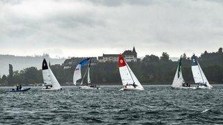 Voile: le lac de Neuchâtel théâtre de la finale de Challenge League